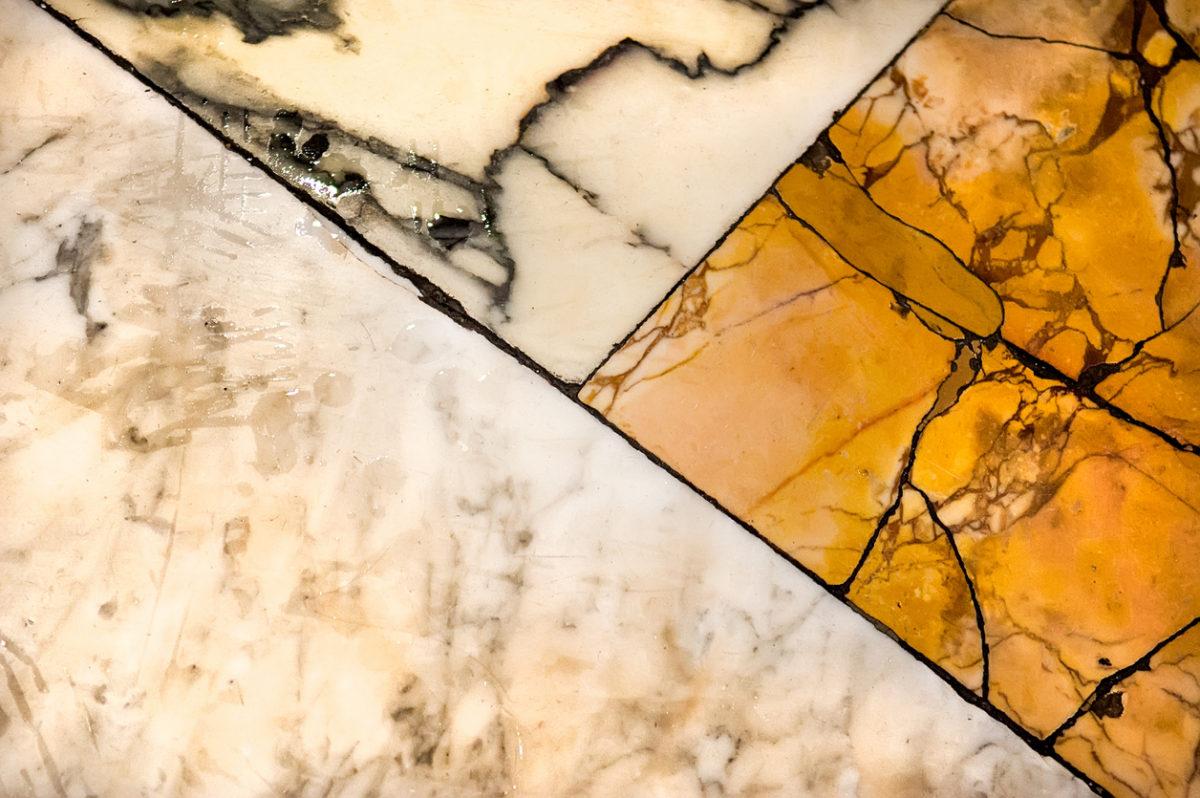 Arrotatura marmo: cos'è e come si fa