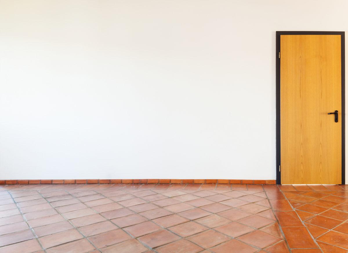 Come pulire il pavimento in cotto