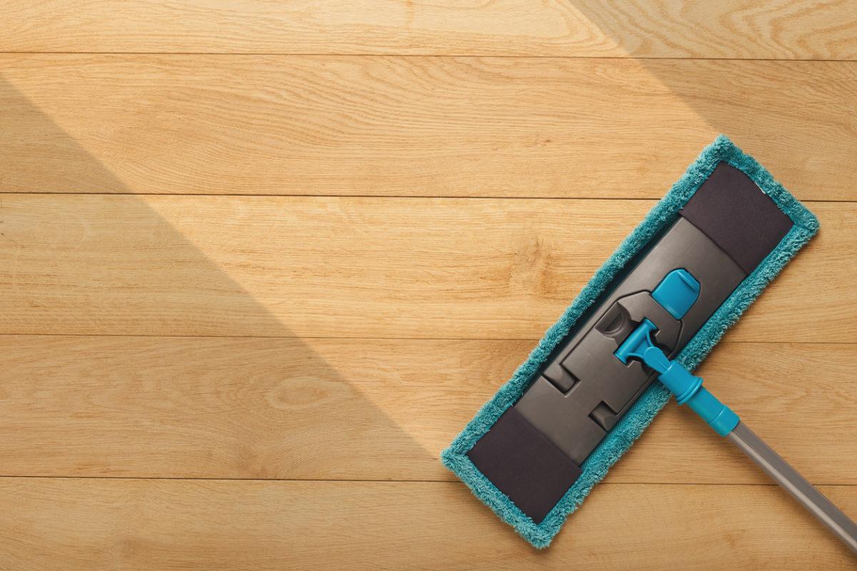 Come rendere lucido un pavimento opaco
